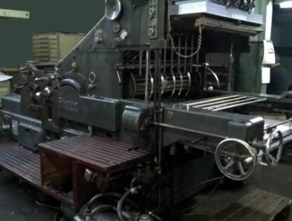 Busco socio para armar un taller de troquelados