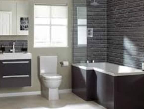 Remodelacion y Ampliacion de baños