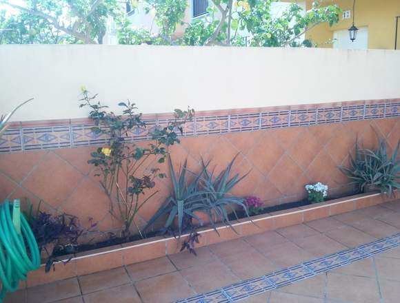 Coqueta casa en Umbrete