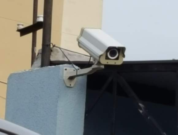 Instalacion de camaras de seguridad hikvision