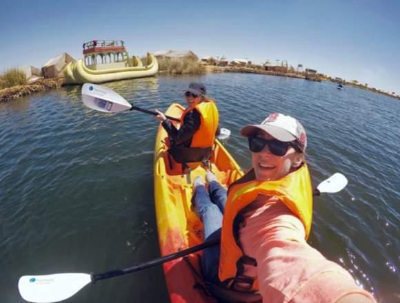 Excursiones en el Lago Titicaca