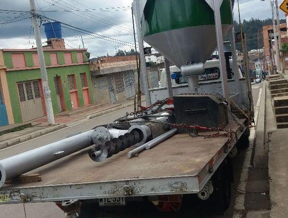 dispensadores para concreto