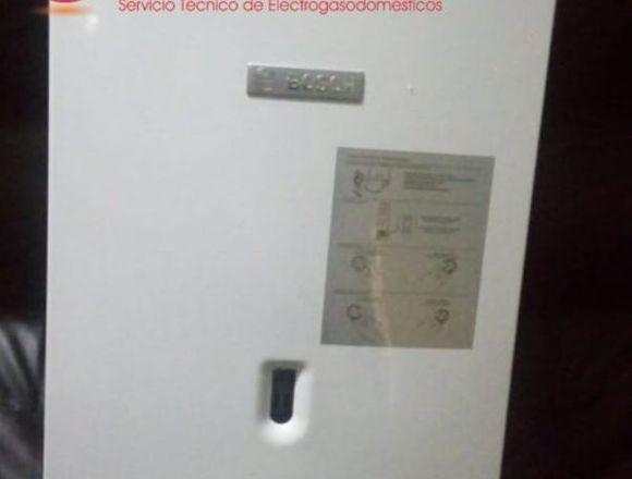 Reparacion de Calentadores a Gas y Electricos
