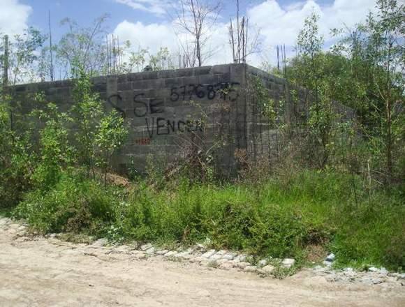 TERRENO EN ESQUINA LAGUNA DE CHICONAUTLA ECATEPEC
