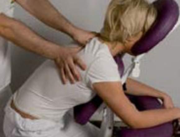masajes  shiatsu en empresas  MANUEL BECERA