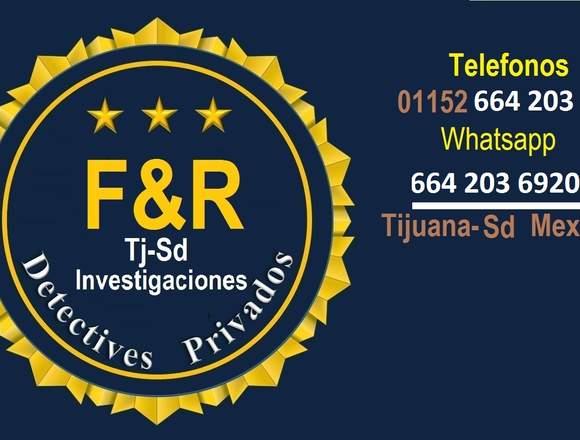 Detectives Tijuana  Investigaciones privadas