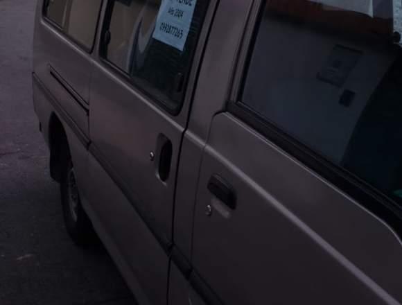 Vendo furgoneta Hyundai H100 2004