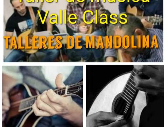 """Talleres de Música """"Valle Class"""" inscribire ya"""