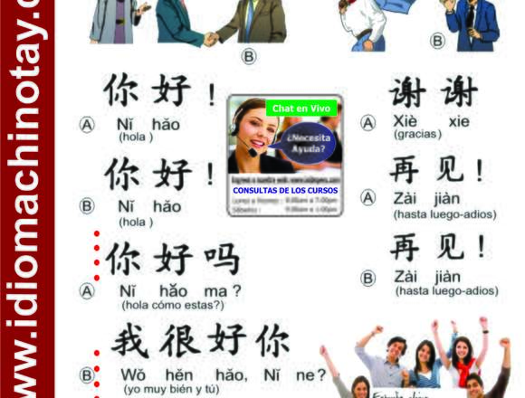 Traducción e Interpretación Chino - Español