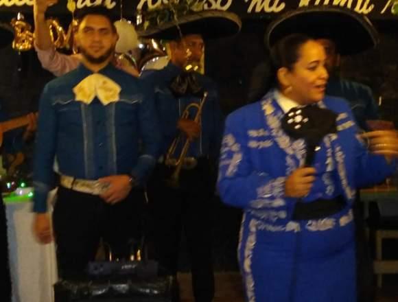 Mariachis los reyes de Barranquilla