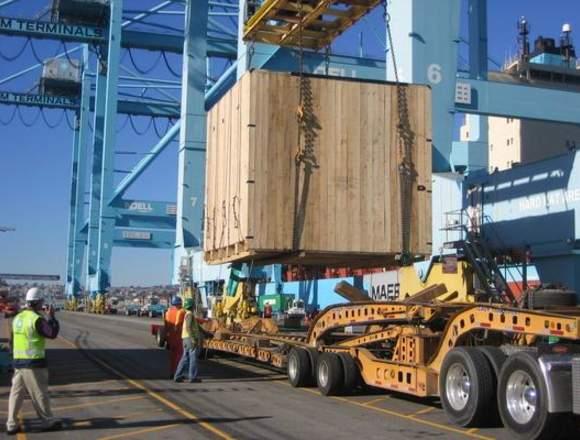 Transporte de carga general