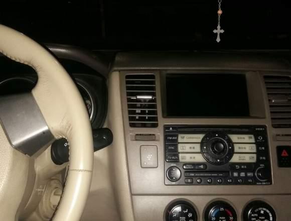 Nissan Tida Sport Año 2005