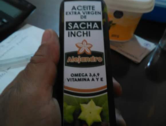 Vendo Aceite de sacha 0573112423646