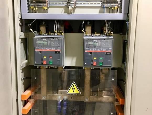 servicios eléctricos certificados a domicilio
