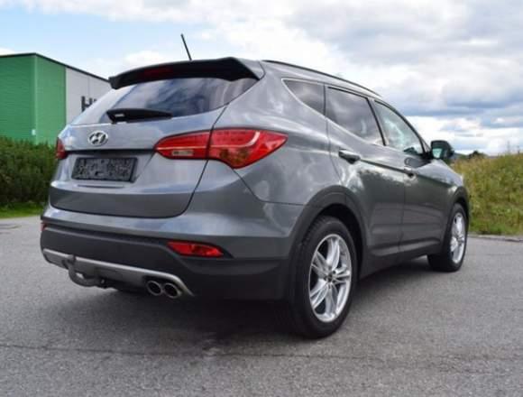 Hyundai Santa Fe 2,2 Crdi 74 455 km,