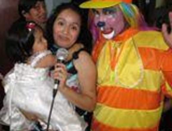 payasito cristiano evangelico para show infantil