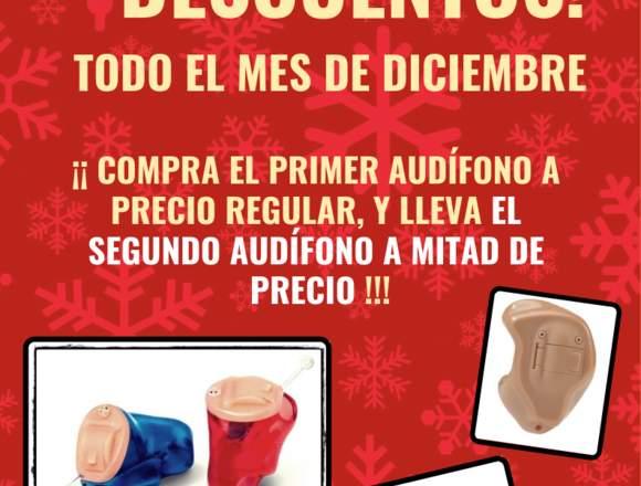 ¡¡¡ OFERTAA Audífonos Fabricados para Oír mejor !!
