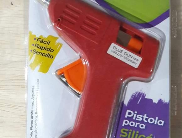 Pistola De Silicon 1.50$ C/u