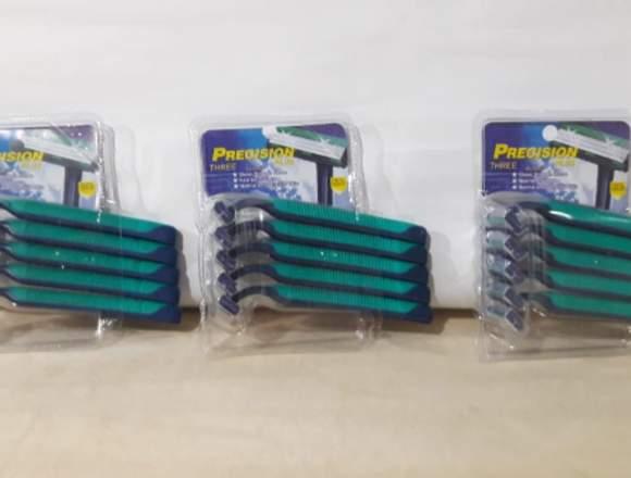 Afeitadora 1 Paquete Tiene 5 Rasuradora A 0.50 Ctv