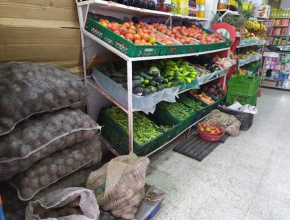 Venta Supermercado Rentable