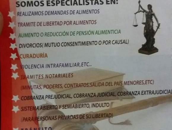 ABOGADOS ESPECIALISTAS