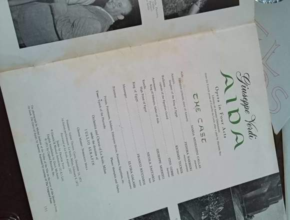 disco opera aida giuseppe verdi teatro la scala