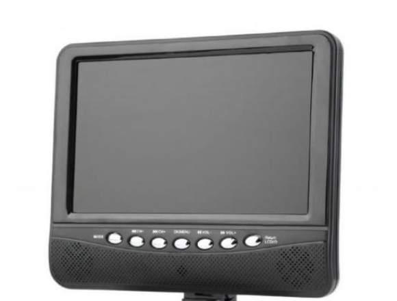 Tv Digital Portatil Lector De Usb,SD Recargable