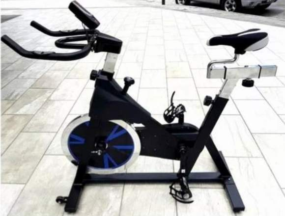 Bicicleta Estática Panel Digital Nuevas