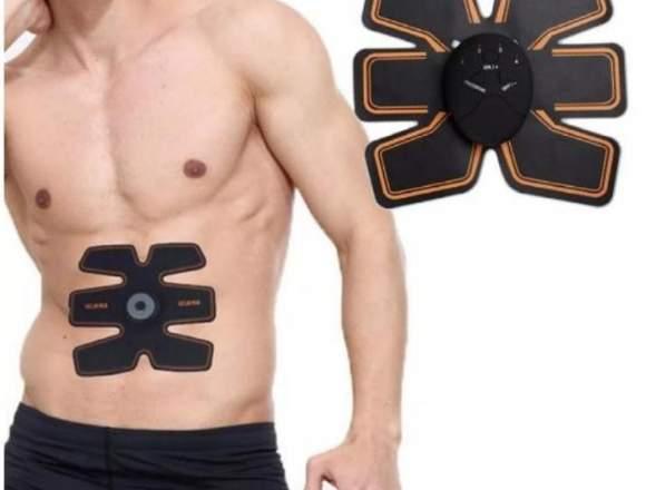 Electroestimulador Muscular Six Pack Ems Abdomen