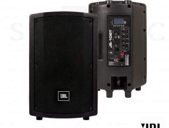 Parlante Jbl Js10 Pulgadas Usb Sd Mp3 Bluetooth