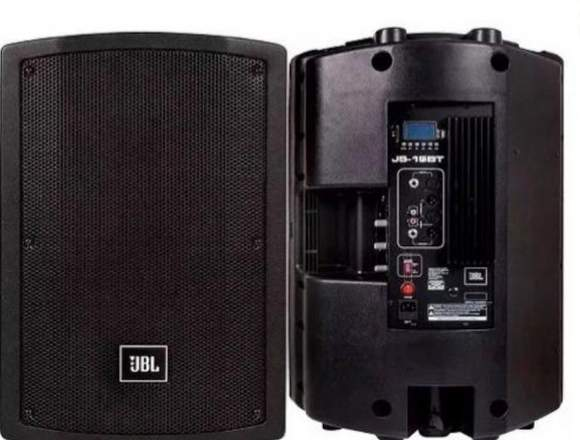 Parlante Jbl Js12 Pulgadas Usb Sd Mp3 Bluetooth