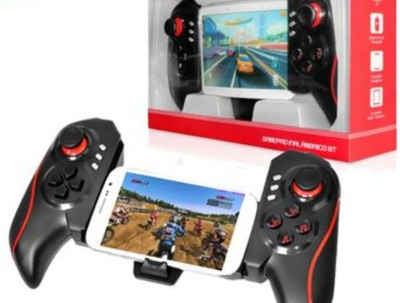 Gamepad Bluetooth Inalámbrico Mando