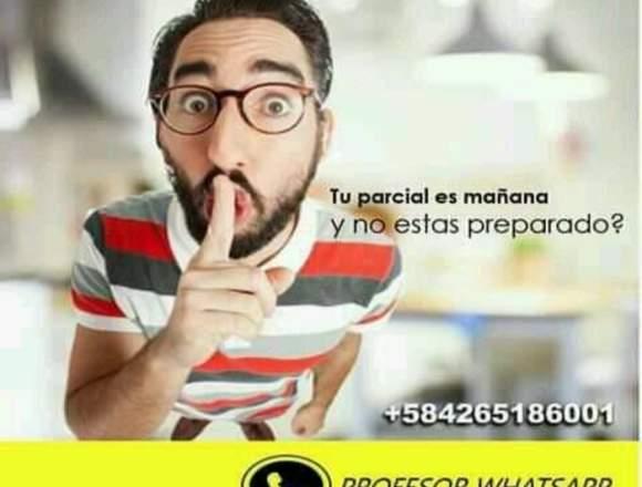 RESOLUCIÓN DE TAREAS Y EXAMENES