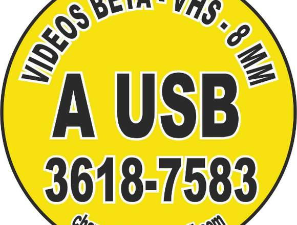 VIDEOS - NO Finalizados a USB en GDL