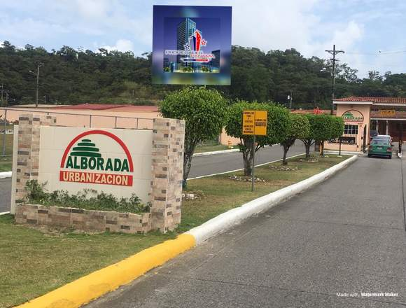VENDO HERMOSA CASA EN COLON ALBORADA