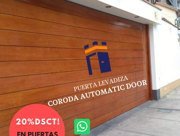 PUERTAS  CORODA AUTOMATIC DOOR
