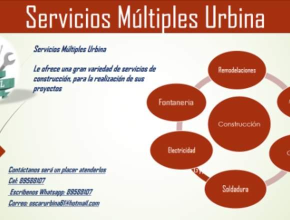 Servicios Múltiples Urbina