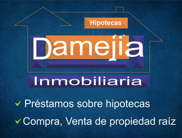 Hipotecas. Servicios a todo el Pais. Inmobiliaria