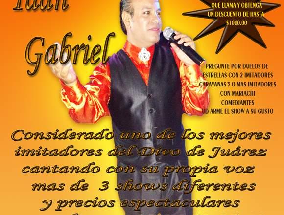 EL IMITADOR DE JUAN GABRIEL No1 EN MEXICO