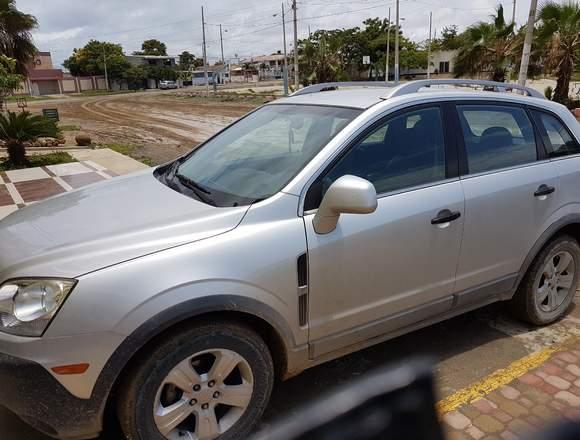 Chevrolet Captiva Sport año 2014