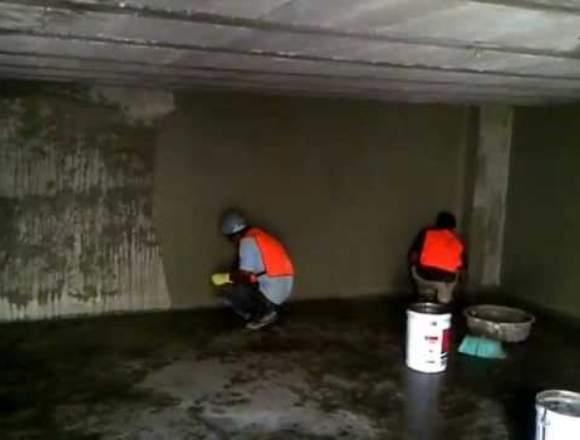 limpieza de cisterna y tanque elevado