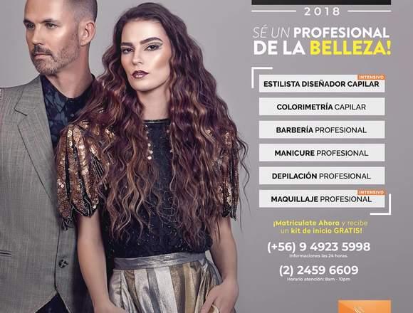 CURSOS DE BELLEZA Y ESTETICA