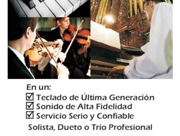 Música Profesional para Misas Católicas