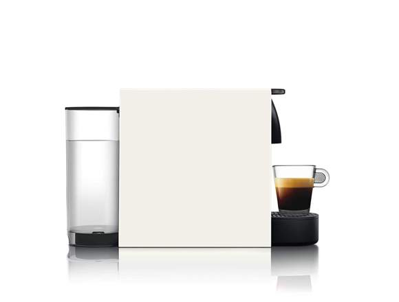 Krups Nespresso Essenza Mini Cafetera Color Blanco