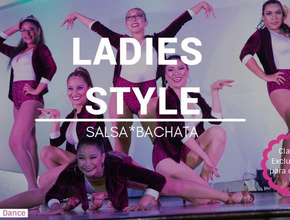 Clases de Ladies Style-salsa y bachata