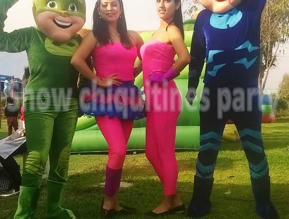 show infantil heroes en pijama - 987261238