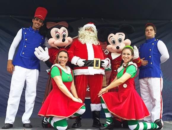show infantil navideño para empresas