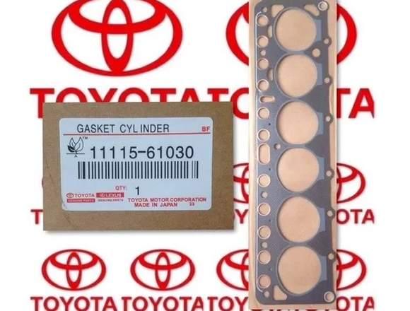 Empacadura de cámara Toyota 3f Amianto