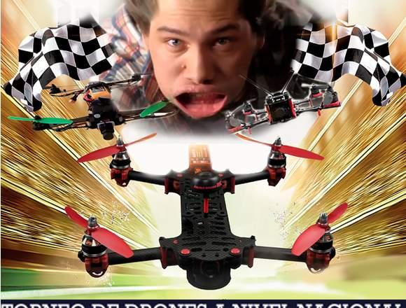 YA ESTA AQUI !!!!!! PRIMER TORNEO DE DRONES