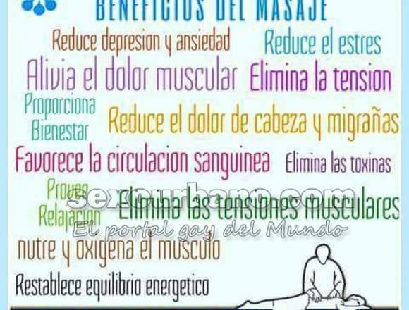 Masajes para hombres por hombre ven